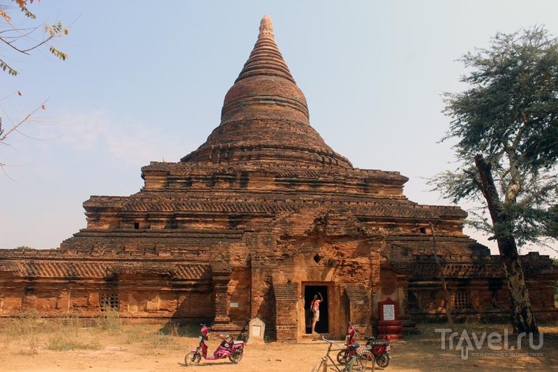 Мьянма: посмотрим собственно на Паган / Мьянма