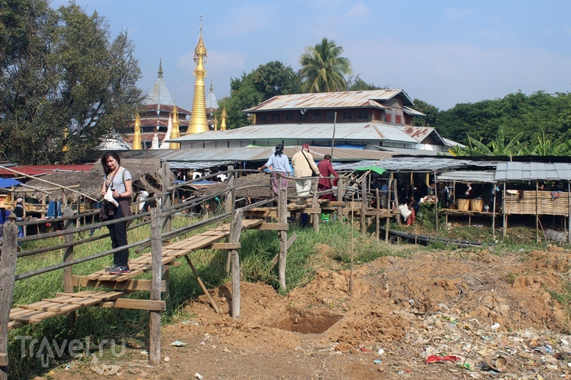 Мьянма: озеро Инле / Мьянма