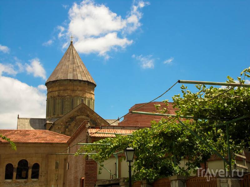 Мцхета - древняя столица Грузии / Фото из Грузии