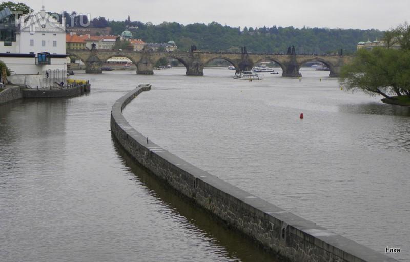 Прага. Остров Кампа / Чехия