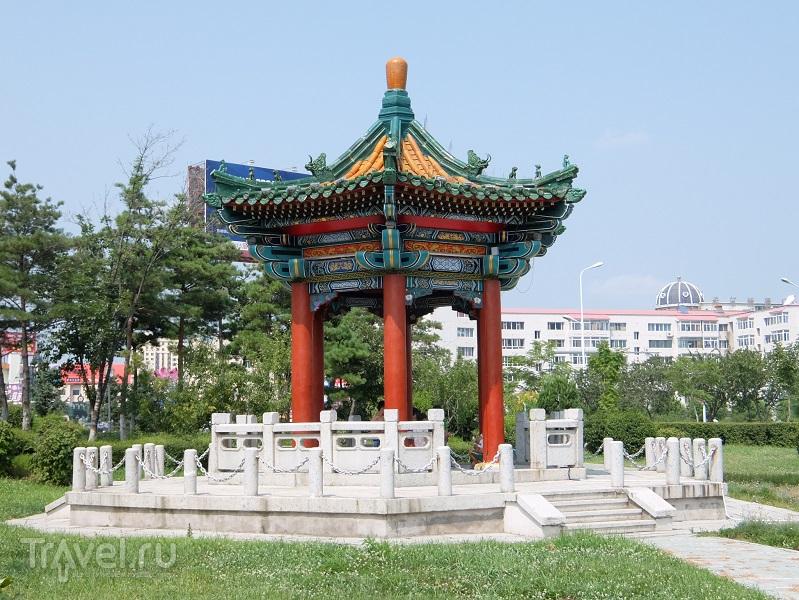 Китай - природа и отношение к ней / Китай