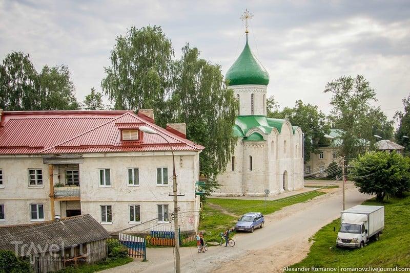 Переславль-Залесский: центр города / Россия