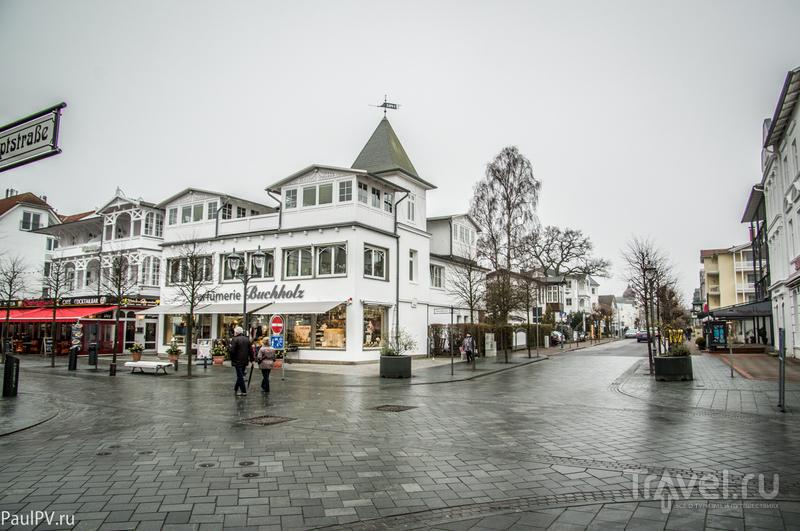 Остров Рюген и окрестности / Германия