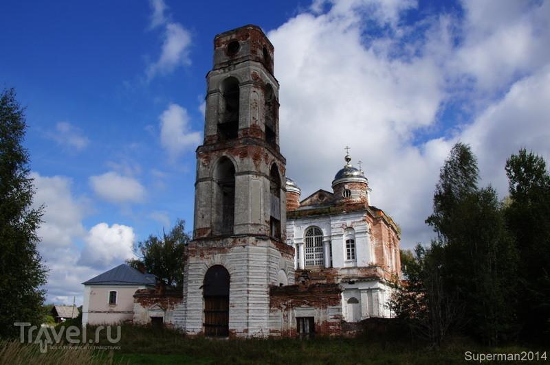Село Рощино / Россия