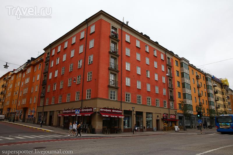 Стокгольм. Самый грустный день / Швеция