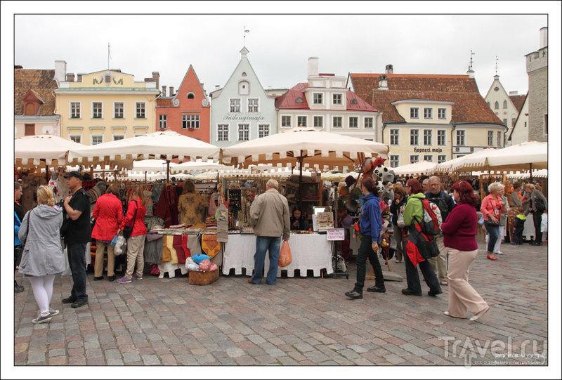 Из Санкт-Петербурга в Москву... по Балтике. Таллин / Фото из Эстонии