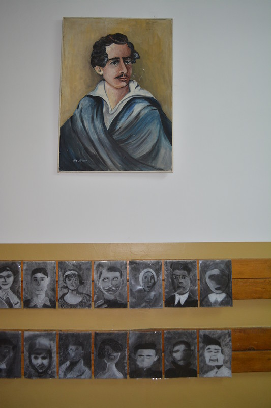 Школа, где учился создатель эсперанто / Польша