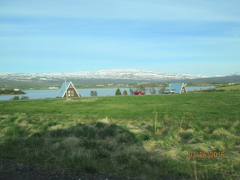 Исландия. Город Egilsstadir / Исландия