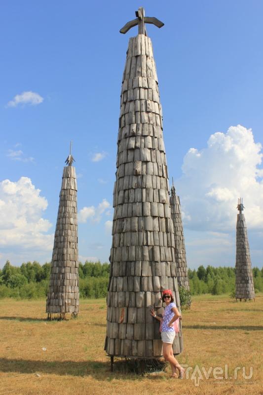 Архстояние - русское чудо среди лесов, полей и лугов / Россия