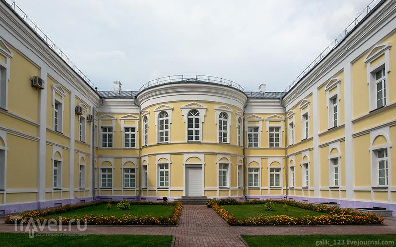 Дворец Потёмкина в Кричеве / Белоруссия
