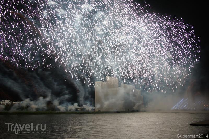 """Фестиваль """"Круг света"""": Гребной канал / Россия"""