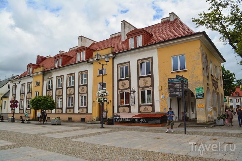 Белосток: исторический центр / Польша