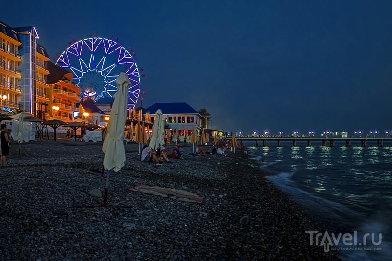 Море - это место, где должен побывать каждый! / Фото из России