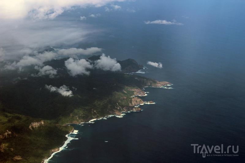 Полеты над Индонезией: Бали, Ломбок, Сумбава, Комодо, Флорес / Фото из Индонезии
