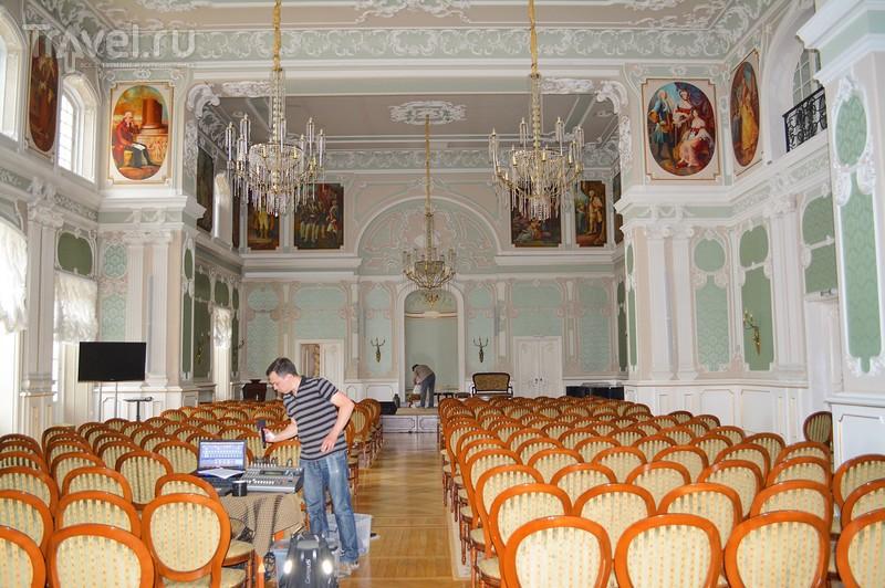 Польский Версаль, дворец Браницких / Польша