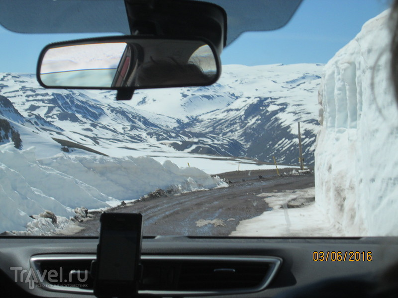 Исландия. Города Seydisfjordur и Vopnafjordur / Фото из Исландии