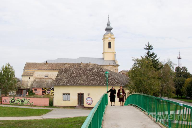 Бач: забытая жемчужина Воеводины / Фото из Сербии