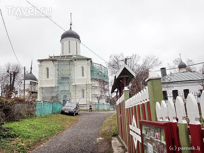 Звенигород. Успенский собор на Городке / Россия