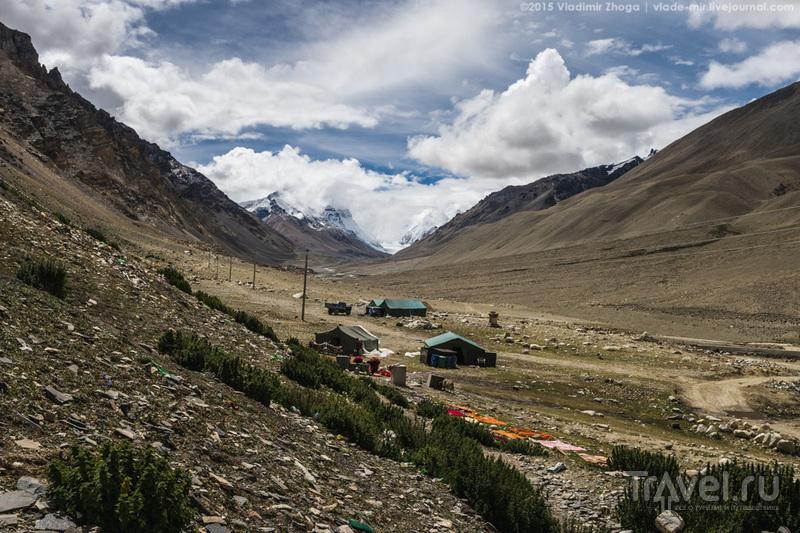 Как увидеть Эверест? / Фото из Китая