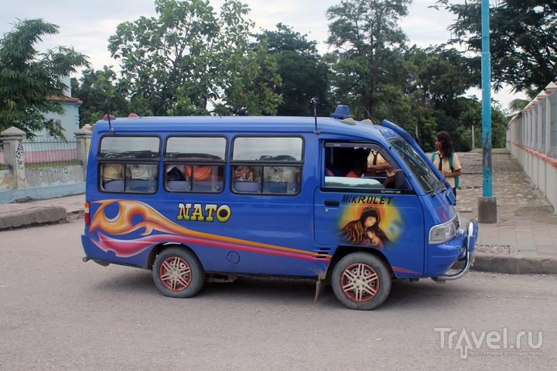 Восточный Тимор: провинция / Восточный Тимор
