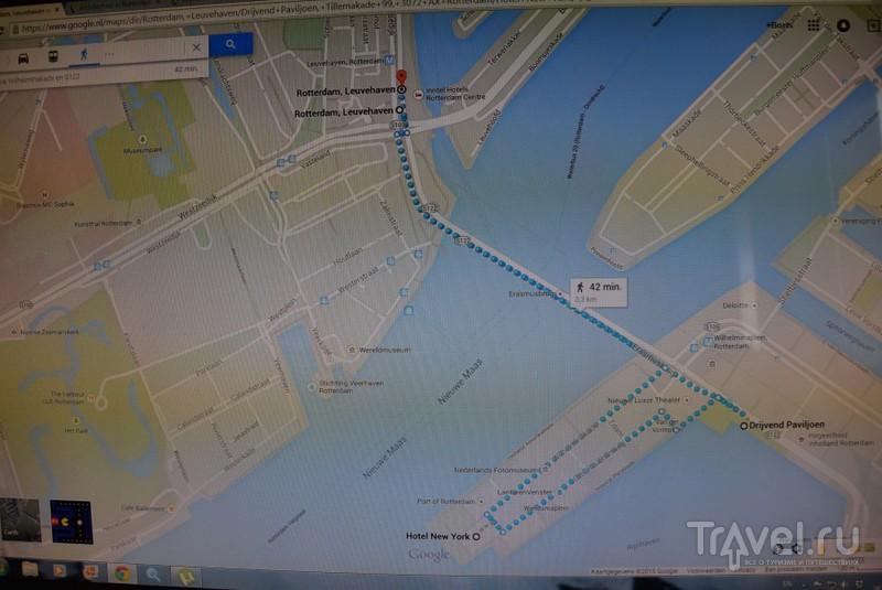 Архитектурные прогулки по Роттердаму / Фото из Нидерландов