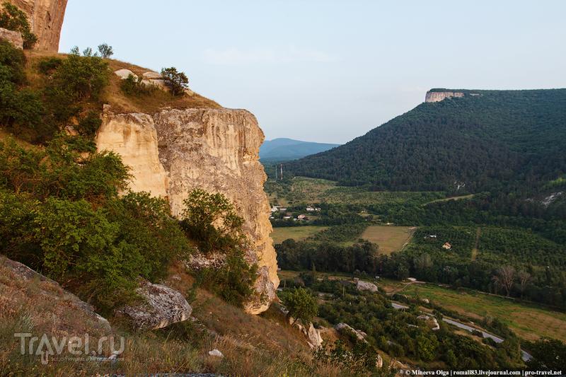 Пещерный город Качи-Кальон / Фото из России