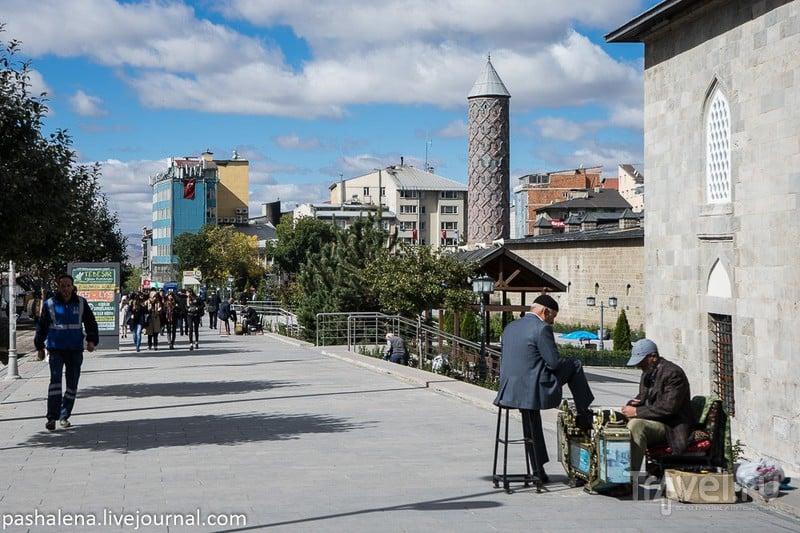 Прогулка по Эрзуруму - сердцу восточной Анатолии / Фото из Турции