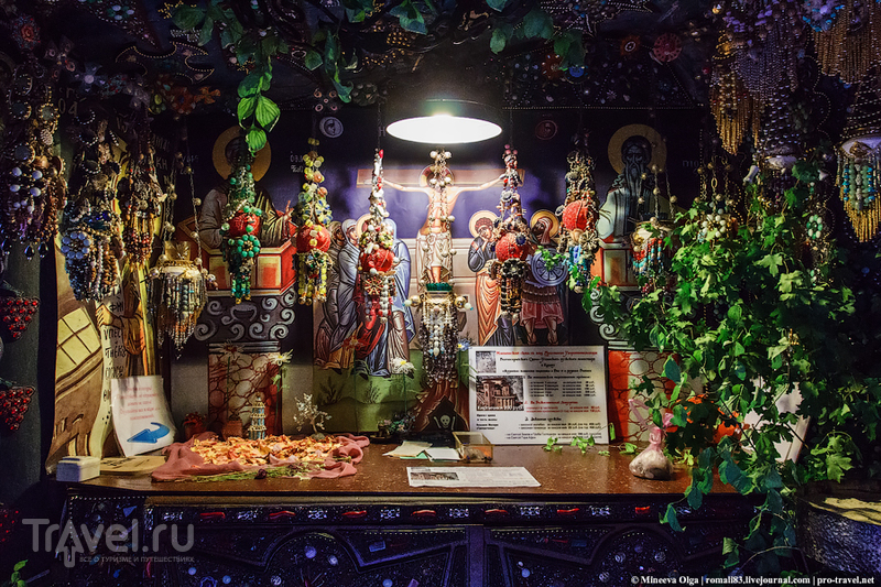 Качи-Кальон. Пещерный бисерный храм / Россия