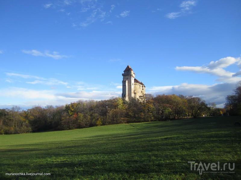 Осенняя прогулка в окрестностях Вены / Австрия