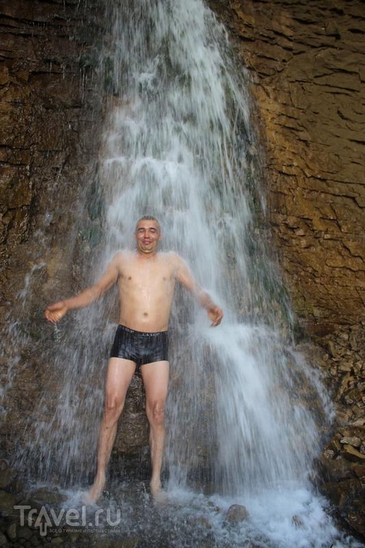 Башкирия. Водопад Шарлама / Россия