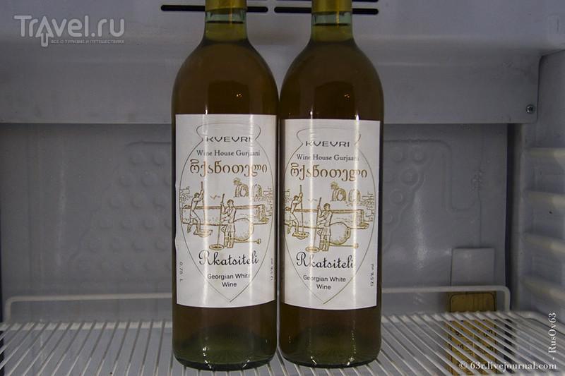 Вино в Кахетии - больше чем вино. Частные винные производства / Грузия