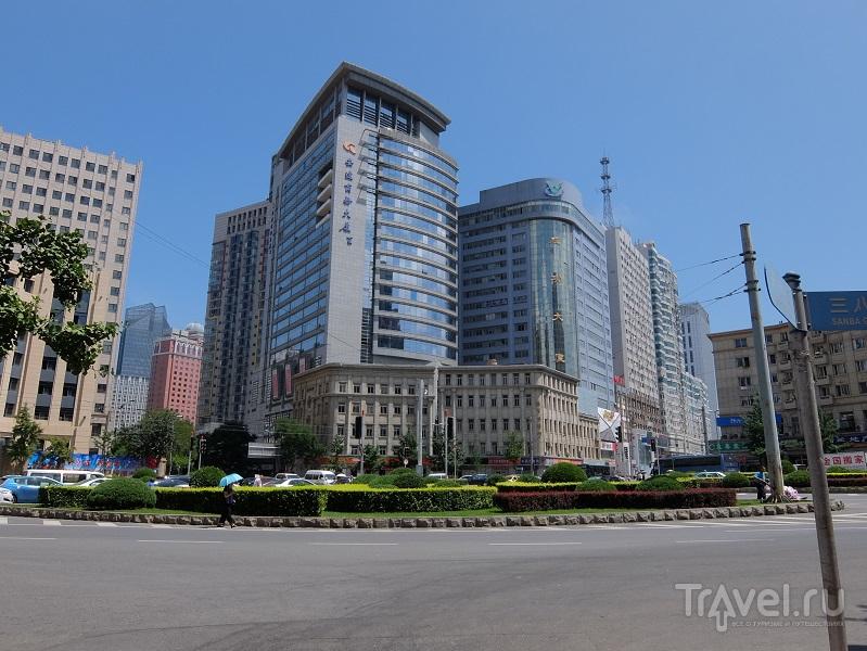 """Далянь - центр самого """"зелёного"""" города Китая / Фото из Китая"""