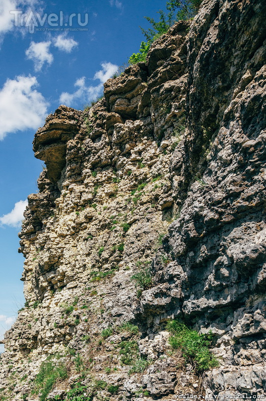 Воргольские скалы или как меня заколбасило / Россия