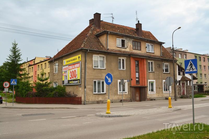 Голдап, польская восточная Пруссия / Польша