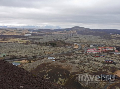 Волшебная Исландия. Дорога в Акюрейри / Исландия