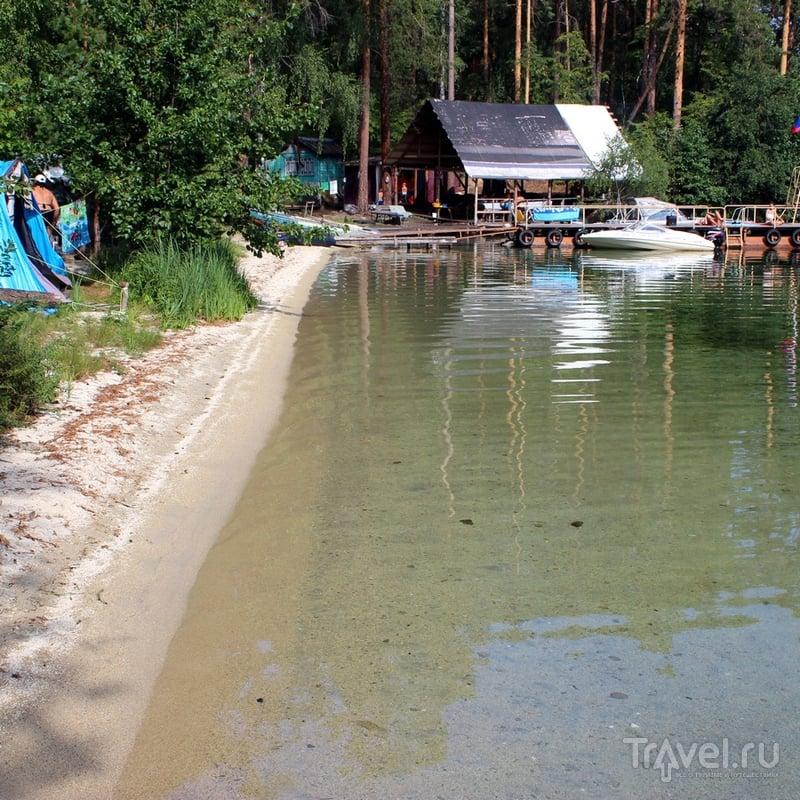 Озеро Тургояк / Россия