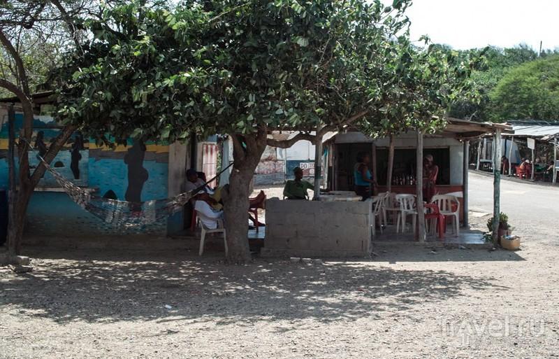 Колумбия, через грязь и фавелы к мирадору в Картахене / Колумбия