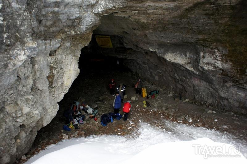 Пещера Киндерлинская (Победа) / Россия