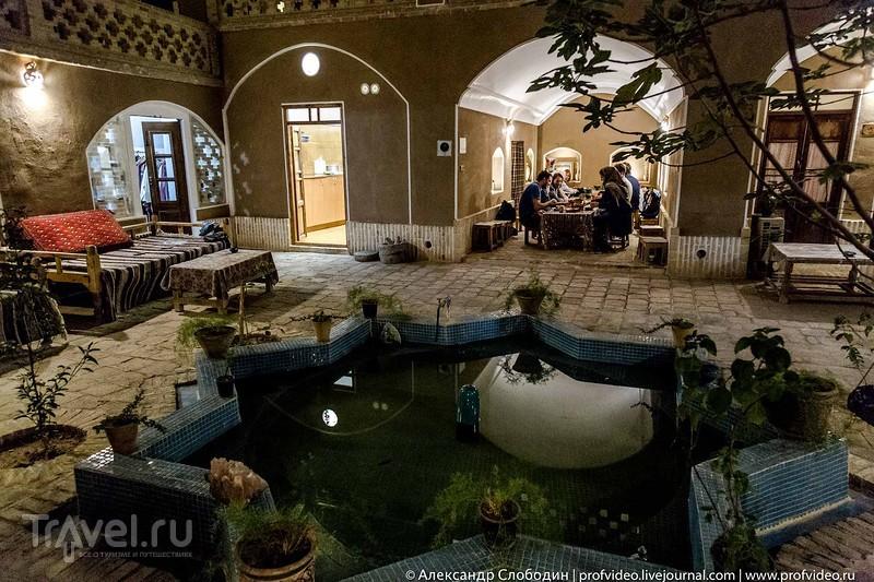 Караван-сарай в современной обработке / Фото из Ирана