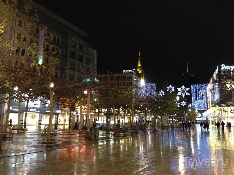 Франкфурт - Рио / Германия