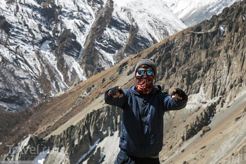 Кольцо Аннапурны, радиальный трек к озеру Тиличо / Фото из Непала