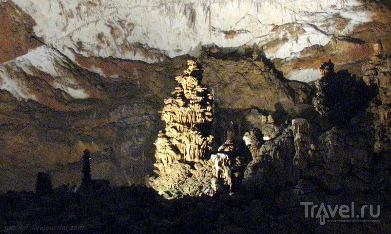 Словения-Хорватия без городов. Подземная река пещеры Шкоциан / Фото из Словении