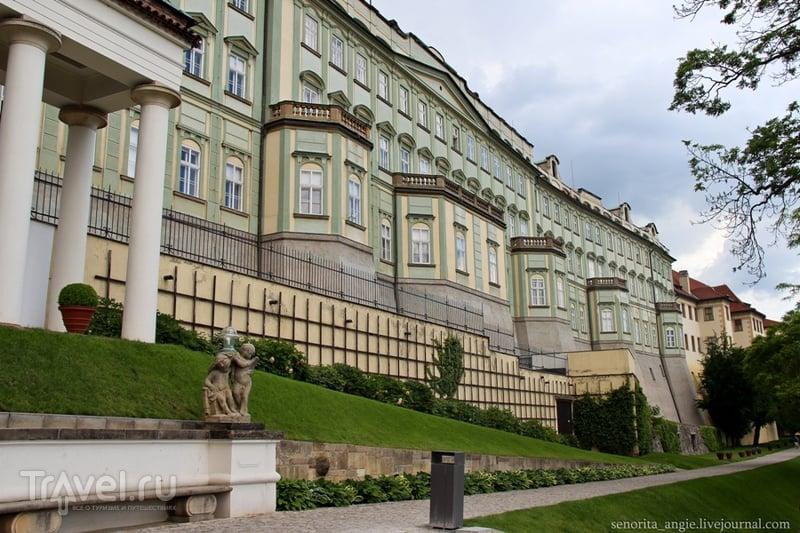 Вертикальные сады Праги / Чехия