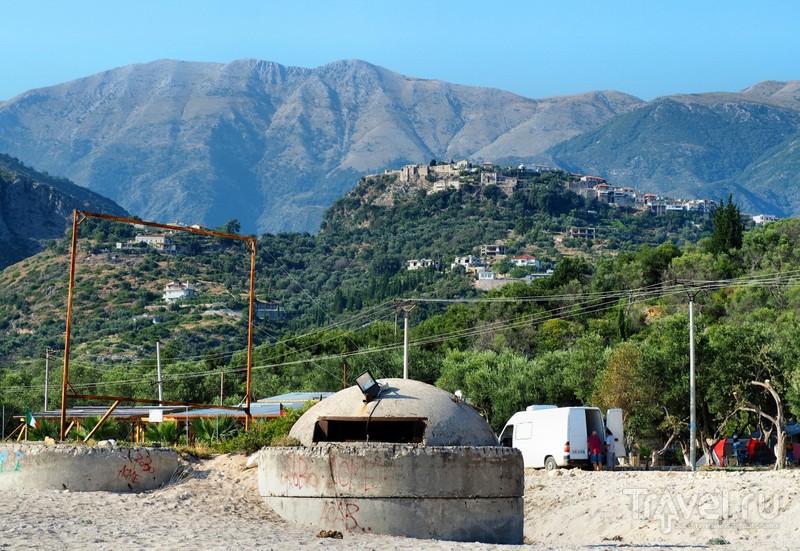 На своем авто по Албании. Ривьера / Фото из Албании