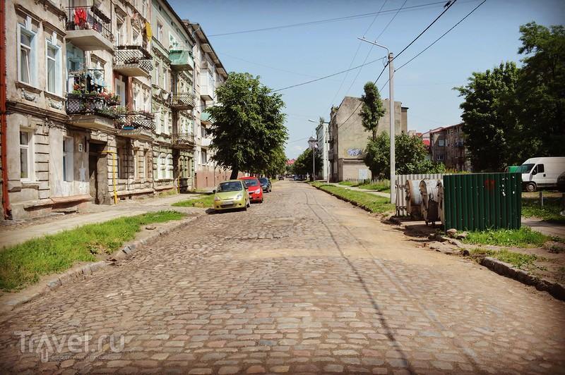 Очарование брусчатки Калининградской области / Россия