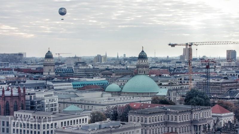 Берлинский собор: вроде в дом, но не домой / Германия
