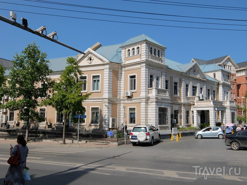 Далянь - русский город Дальний / Фото из Китая
