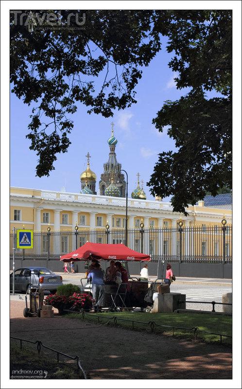Из Санкт-Петербурга в Москву... по Балтике. По музеям и магазинам Санкт-Петербурга / Россия