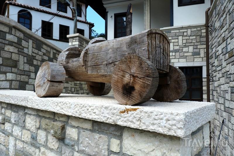 На своем авто по Албании. Берат / Фото из Албании