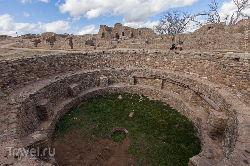 США. Национальные монументы Aztec Ruins и Navajo / Фото из США